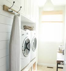 Laundry Room Pictures To Hang - 20 laundry room organization ideas hacks a blissful nest