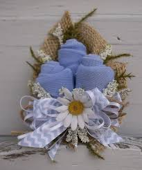 Baby Sock Corsage How To Baby Sock Corsage Diy Tutorial How To Make New Moms
