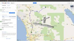 Map Of San Diego County by Massive Expanding Chemtrail Formations Over San Diego County