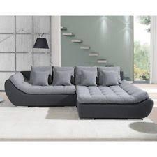 big sofa mit schlaffunktion und bettkasten sofas mit bis zu 3 sitzplätzen in größe ebay