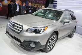 subaru baja 2015 2015 subaru outback promises to be the roomiest most capable ever