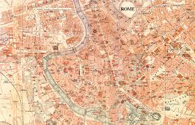 Map Of Rome Italy by Free Maps Of Italy