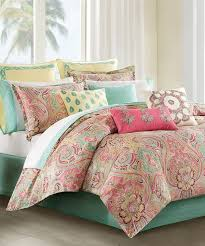 Purple Paisley Comforter Bedroom Bed Coral And Teal Bedding Sets Home Design Ideas Color