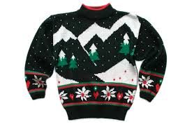 teens ugly christmas sweater party geo brown county public library