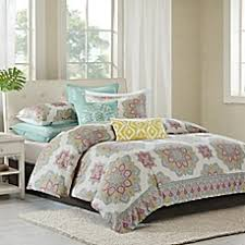Bedding Bed Bath And Beyond Echo Design Indira Duvet Cover In Red Bed Bath U0026 Beyond