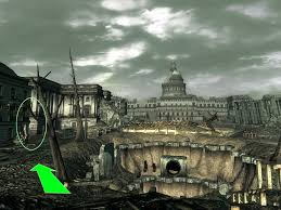 Fallout 3 Metro Map by Ttw Versions 2 4 And Up Guide To How To Reach The Train Stations
