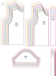 shirt pattern cutting pdf free sewing pattern t shirt for kids free pattern patterns and free