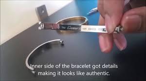 cartier bracelet steel images Cartier love bracelet review fake replica jpg