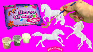 breyer stablemate horse crazy surprise painting kit mystery blind