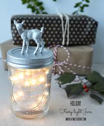 diy holiday fairy light jars andrea u0027s notebook