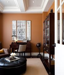 den paint ideas with wainscoting home office traditional and