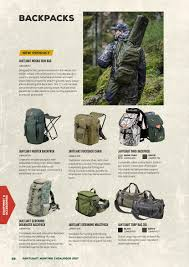 Backpack With Chair Attached Jahtijakt Hunting Catalogue Autumn Winter 2017 By Erätukku Issuu