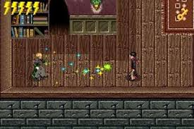 harry potter et la chambre des secrets gba harry potter à l école des sorciers boy advance screenshots