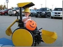 Truck Halloween Costume Halloween Costumes Wheelchair Idea 7