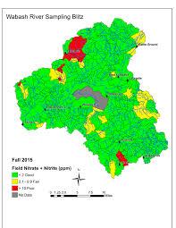 Usps Map Wabash River Enhancement Corporation Blog