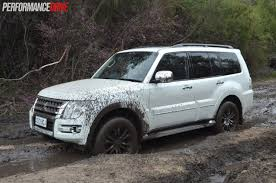nissan patrol 1990 off road 2015 mitsubishi pajero exceed review video performancedrive