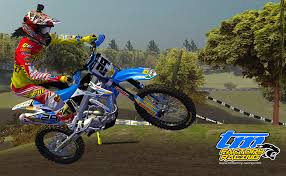 motocross racing tm factory racing team tmfr