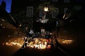 George Michaels Home Tributes Pour In For U0027last Christmas U0027 Great Rights Activist