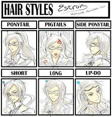 Meme Hairstyles - hairstyle meme estrois by vayreceane on deviantart