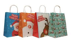 christmas shopping bags christmas shopping bags