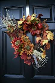 Fall Decor For The Home 163 Best Fall Halloween Grapevine Wreaths Images On Pinterest