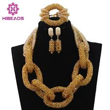 wedding gold sets aliexpress buy chagne gold indian jewelry set wedding for
