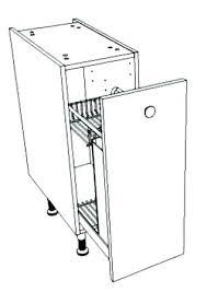 colonne cuisine 50 cm largeur meuble cuisine 50 cm de large colonne cuisine 50 cm largeur meuble