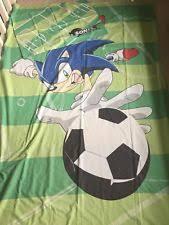 Sonic Duvet Set Football Next Bedding Sets U0026 Duvet Covers For Children Ebay