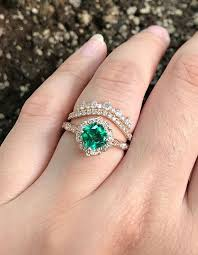 emerald engagement rings images Vintage floral emerald engagement ring emerald cut floral jpg