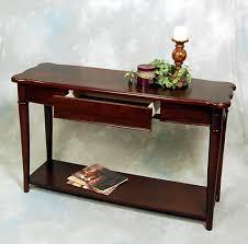 Narrow Sofa Tables Top Narrow Sofa Table Home Decorations Insight