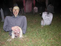 the grudge costume for halloween creepy halloween decorating ideas