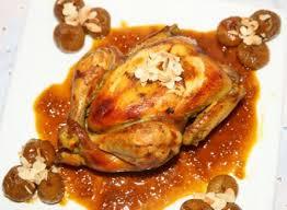 cuisine choumicha poulet poulet aux épices et figues sèches choumicha cuisine marocaine