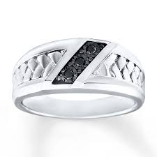 mens black diamond wedding bands black and gold wedding tags black and silver mens wedding rings