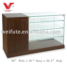 wood and glass cabinet wood cabinet glass showcase buy showcase display showcase