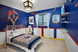 hockey bedroom ideas hockey bedroom ideas bedroom industrial with wayne gretzky