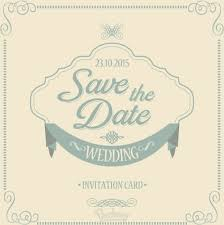 save the date in save the date wedding invitation free vector in adobe illustrator