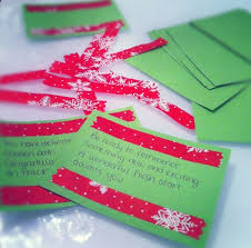 make a christmas card how to make fortune christmas cards she makes magic