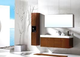 Ultra Modern Bathroom Vanity Wood Modern Bathroom Vanity The Homy Design Ultra Modern
