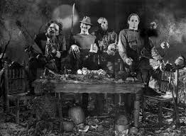 the 1988 people magazine photo shoot that united all the slasher