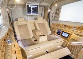 luxury mercedes van klassen vip viano mercedes benz mvd 1296 business luxury van http
