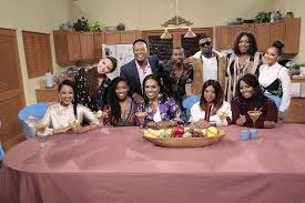 moesha cast has 16 year reunion on the real and brandy gets