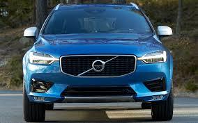 Volvo Xc60 New Shape Refreshing Or Revolting 2018 Volvo Xc60 Motor Reviews Motor
