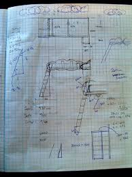 Plans To Build A Bunk Bed Ladder by Loft Beds With Bookshelf Ladders 14 Steps With Pictures