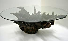 unique coffee table ideas best 25 tree stump coffee table ideas on pinterest in root prepare