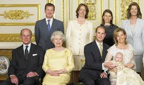 the first person in the royal family has just come out as