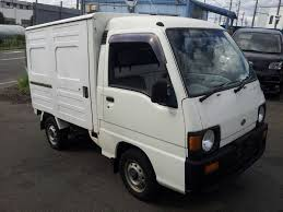 1969 subaru sambar roots japan stock