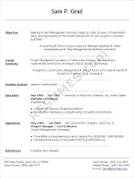 Civil Engineer Resume Sample Pdf by Download Resume Sample Doc Haadyaooverbayresort Com