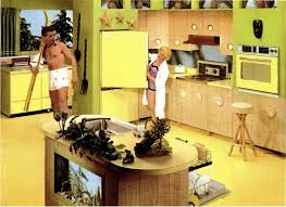 50s Kitchen Ideas The Kitchen Of The Future Today 11 Small Kitchens That Grow Move