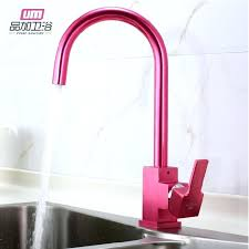 almond colored kitchen faucets colored faucets almond kitchen faucet colored faucets trends