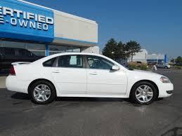 pre owned 2011 chevrolet impala lt fleet 4dr car in naperville